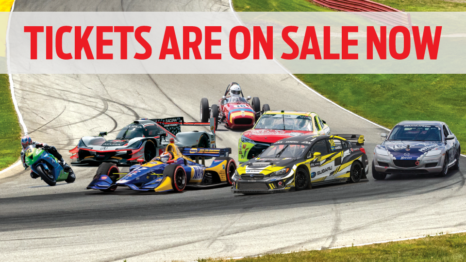 Tickets are on Sale For 2019 Mid-Ohio Sports Car Course Events