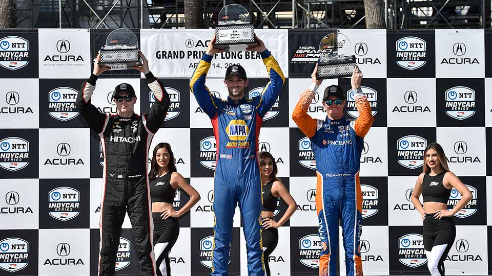 Track Talk: 2019 Acura Grand Prix of Long Beach Recap