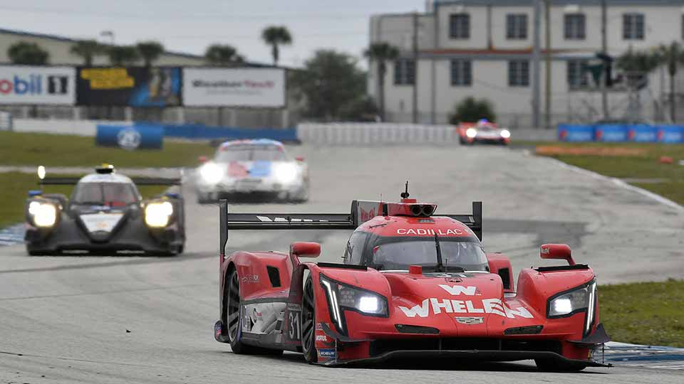 No. 31 Whelen Cadillac DPi Squad Caps Dominant Day with Mobil 1 Twelve Hours of Sebring Presented by Advance Auto Parts Victory