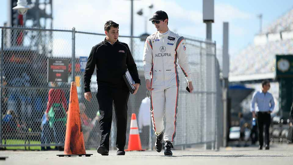 Track Talk: Past and Present, IndyCar Drivers at the Rolex 24 at Daytona