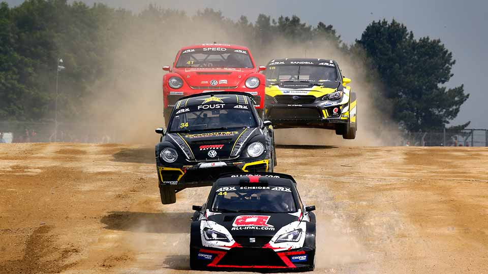 Mid-Ohio Sports Car Course Prepares for Americas Rallycross