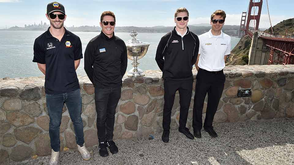 Final Four drivers left fighting for the astor cup
