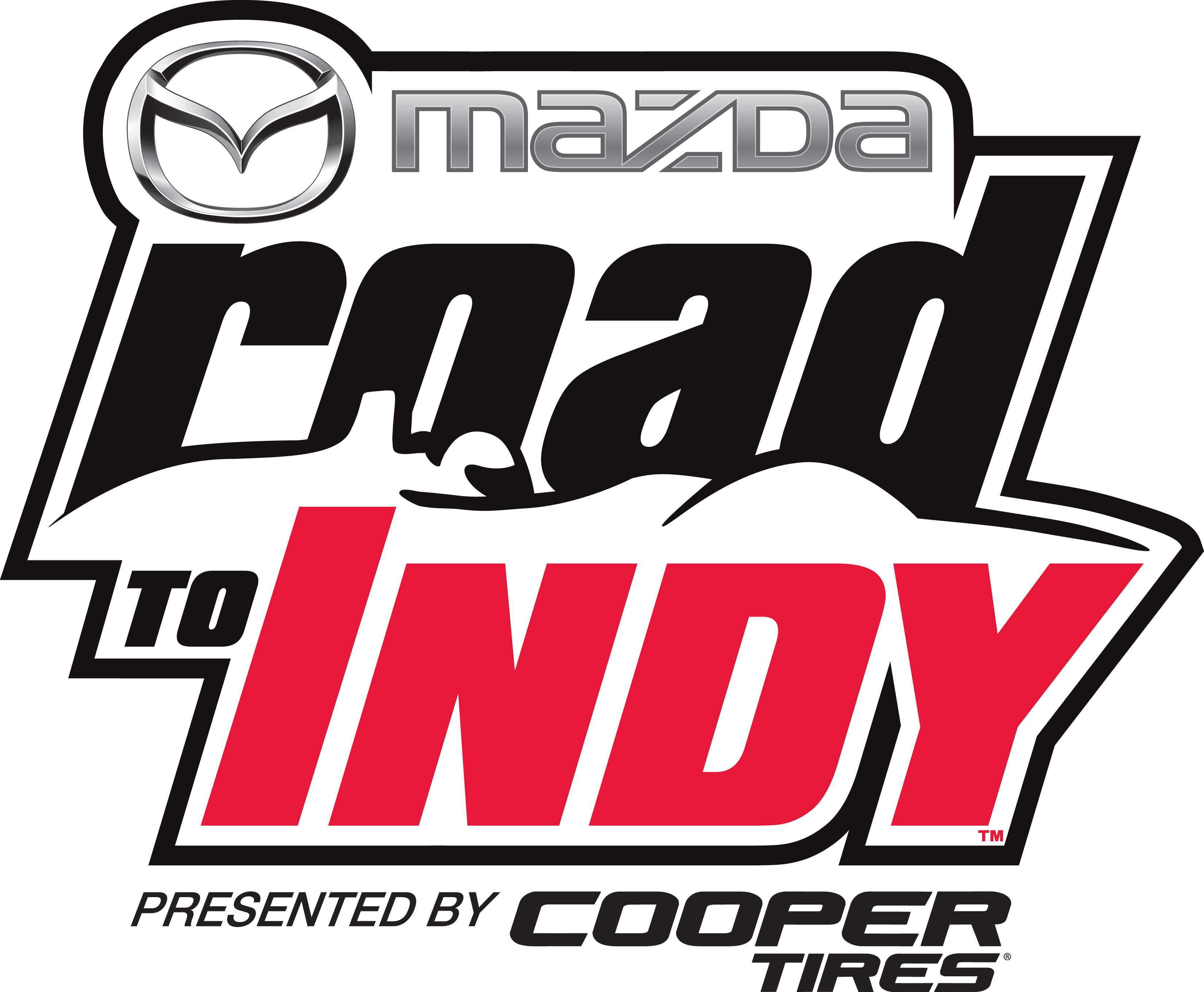Mazda Road to Indy Logo