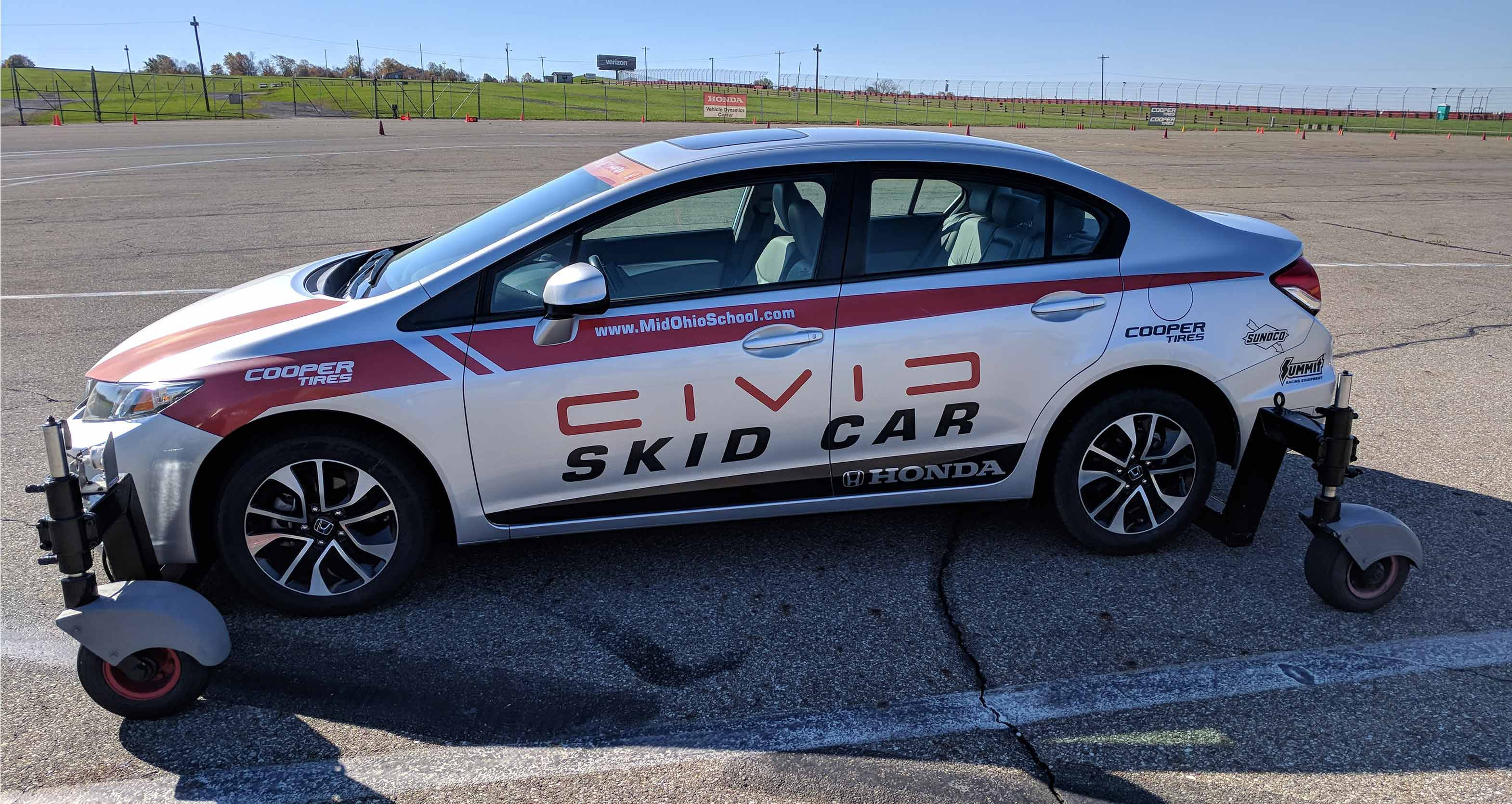 Mid Ohio Sports Car Course Teen Defensive Driving