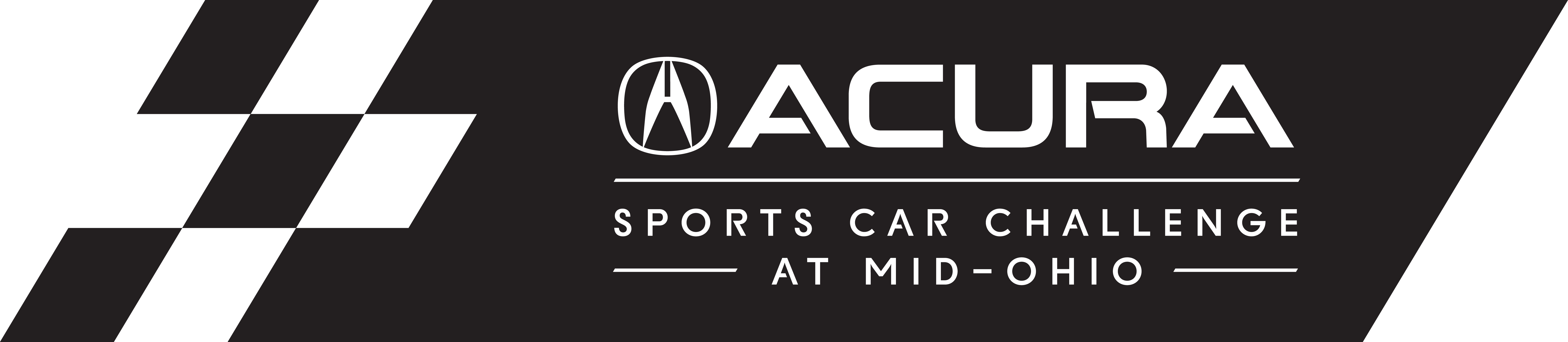 Acura Sports Car Challenge at Mid-Ohio Logo