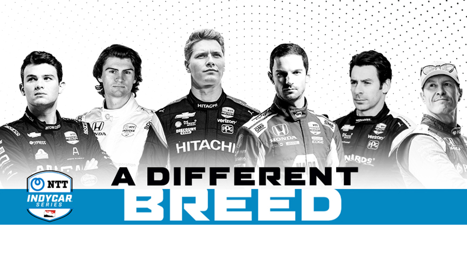 INDYCAR's a different breed