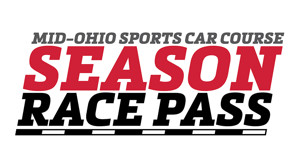 Mid-Ohio Season Race Pass Logo