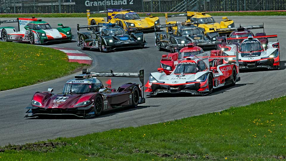 Mid-Ohio Sports Car Course >> Mid Ohio Sports Car Course Acura Sports Car Challenge At