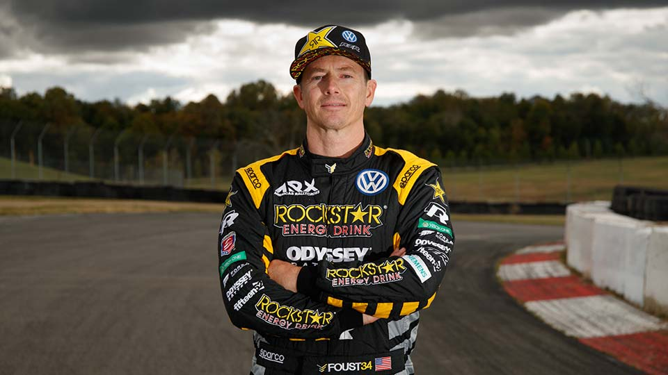 Tanner Foust is the Top Qualifier After Textbook Qualifier Performances