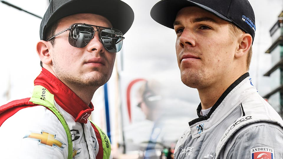 Arrow Mclaren SP Confirms O'Ward, Askew for 2020 Season