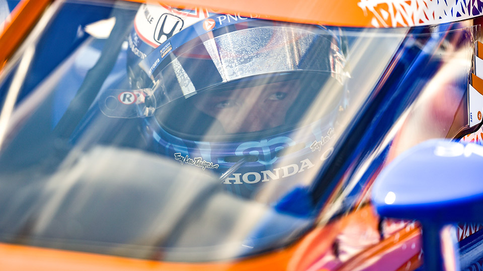 Twitter Chat With 6-Time Honda Indy 200 Champion, Scott Dixon