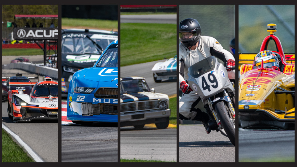 2020 Mid-Ohio Season lineup