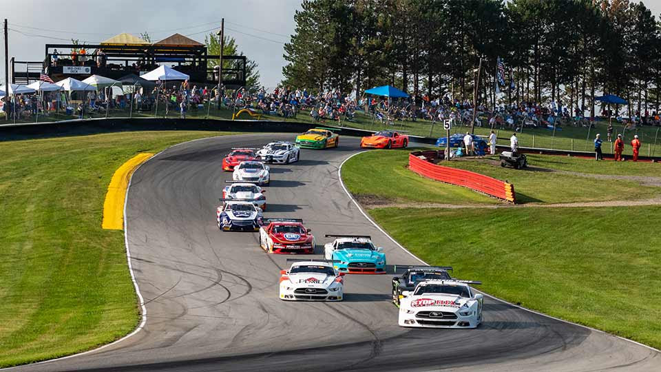 Mid Ohio Sportscar Course >> Mid Ohio Sports Car Course Bill Elliott To Join Trans Am