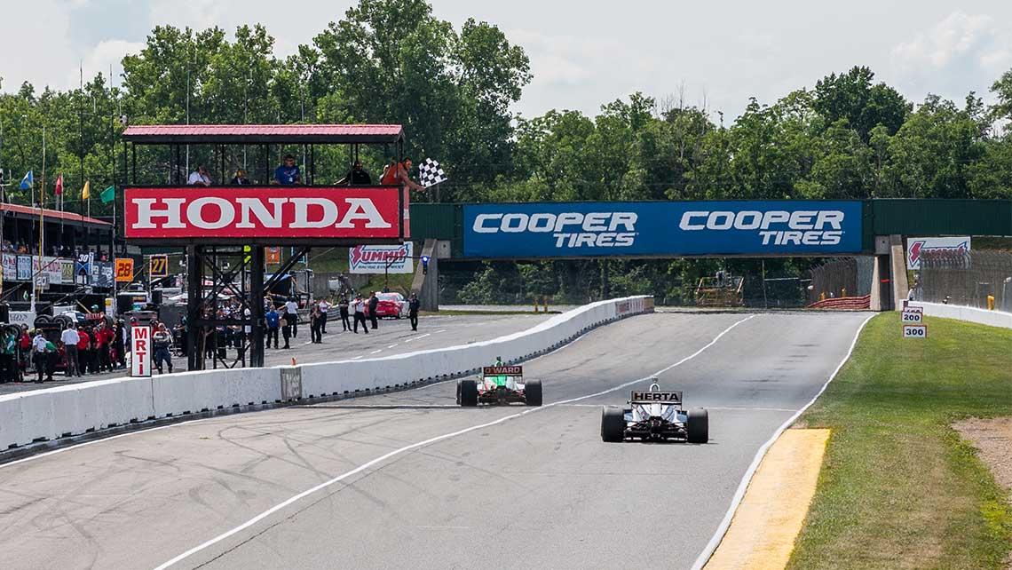 Mid Ohio Raceway >> Mid Ohio Sports Car Course Partnership