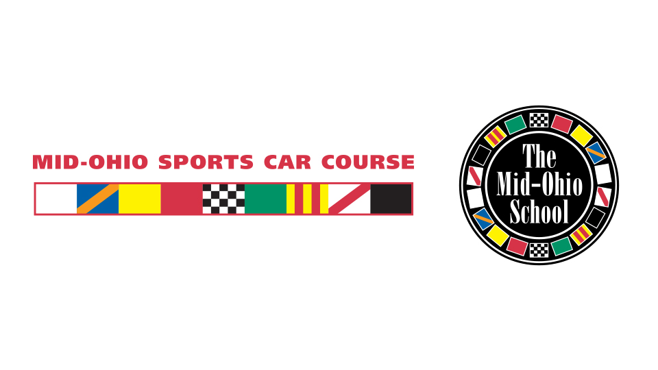 Mid-Ohio Sports Car Course and The Mid-Ohio School Logos